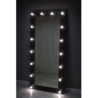 Зеркало с лампочками 1.60 на 80