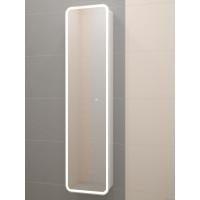 Зеркальный шкаф с подсветкой Лорензо